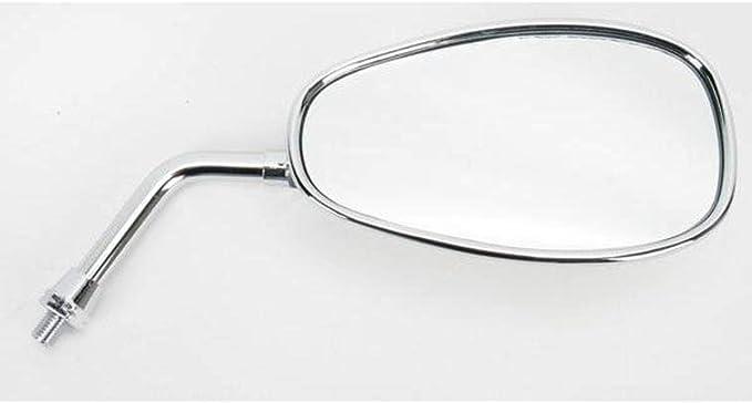 Bikemaster Chrome Left Mirror for Yamaha XV1600A Road Star 1999-2003