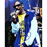 Snoop Dog Signed 8x10 Photo Certified Authentic PSA/DNA COA