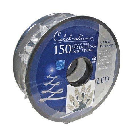 150 Led C6 Lights - 7