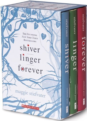 Shiver Trilogy Boxed Set by Maggie Stiefvater (2011-07-12)