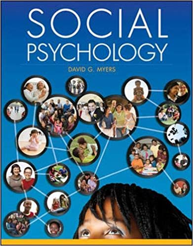 Amazon. Com: social psychology (9780078035296): david myers: books.