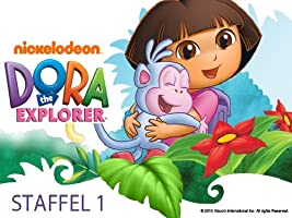 Dora The Explorer - Staffel 1