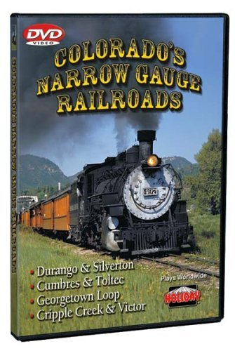 Colorado Narrow Gauge Railroad for sale  Delivered anywhere in Canada
