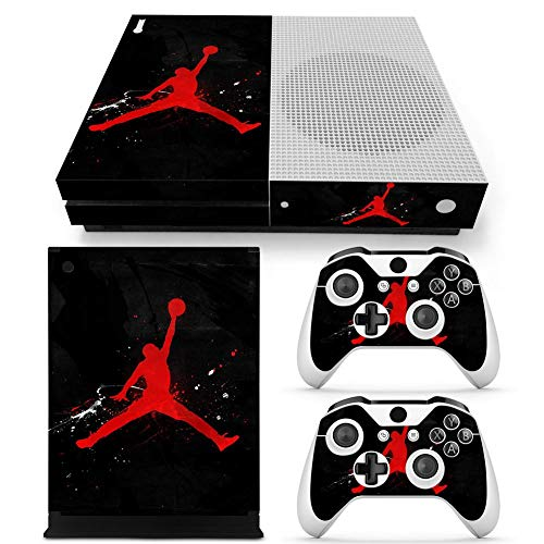 Faceplates, Decals & Stickers Video Game Accessories Creative Skulls Xbox One S 10 Sticker Console Decal Xbox One Controller Vinyl Skin Bringing More Convenience To The People In Their Daily Life