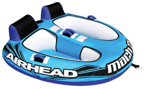 AIRHEAD MACH 2 - Towable Tube Water Ski Inflatable