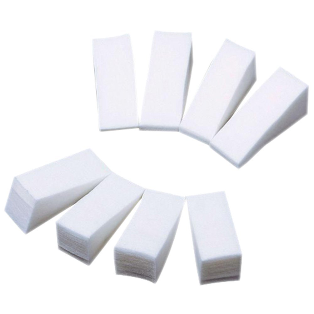 8Pcs Nail Soft Sponges for Color Fade Manicure Nail Art Accessories Bodhi2000