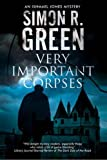 img - for Very Important Corpses: Severn House Publishers (An Ishmael Jones Mystery) book / textbook / text book