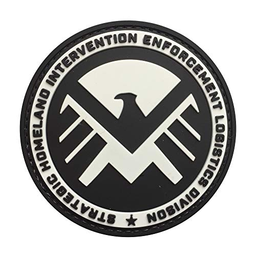 Marvel Strategic Homeland Intervention Enforcement Division PVC Tactical Morale Patch