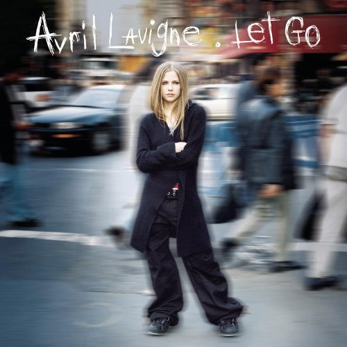 CD : Avril Lavigne - Let Go (CD)