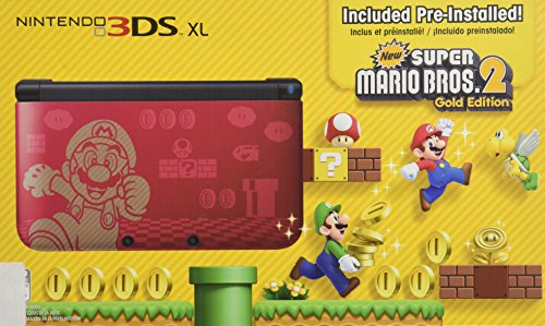 Nintendo 3DS XL Super Mario Bros 2 Limited Edition by Nintendo (Image #2)