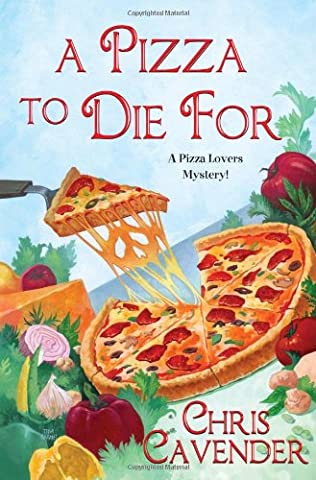 book cover of A Pizza To Die For