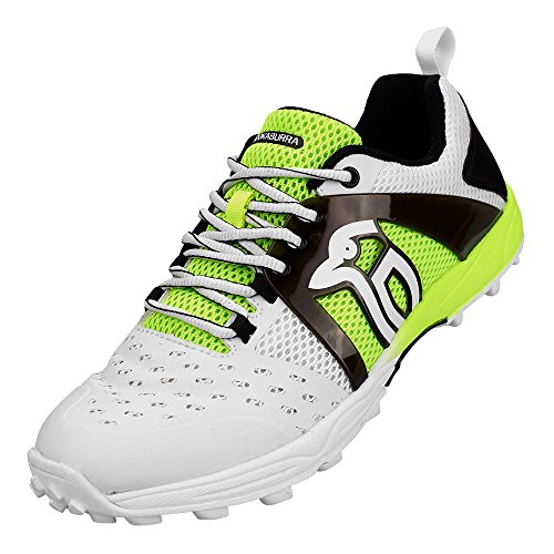 Kookaburra 2018 1500 Gomma Scarpa da Cricket Junior – Giallo Fluo