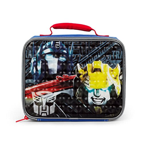 Transformers Insulated Lunch - Transformers Insulated Lunch