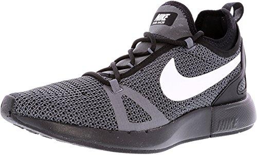 Foncé blanc Chaussures b U Racer Gris M 5 7 De Formation Femme Nike Noir Running s Duel xq81TgwwnY
