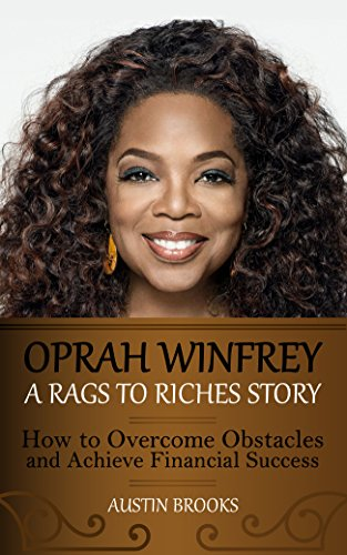 OPRAH WINFREY obstacles financial BIOGRAPHIES ebook product image