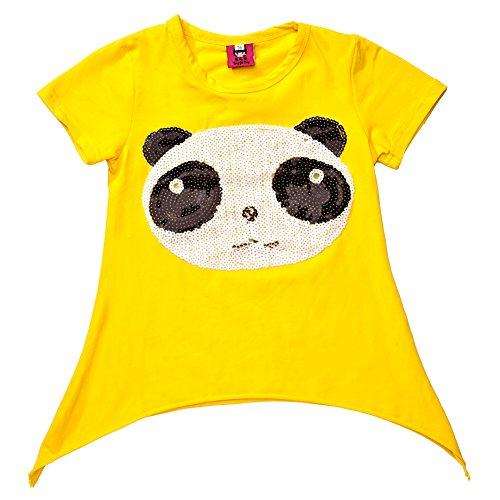 Glitz and Glamour Shirts (2, Yellow Panda) -