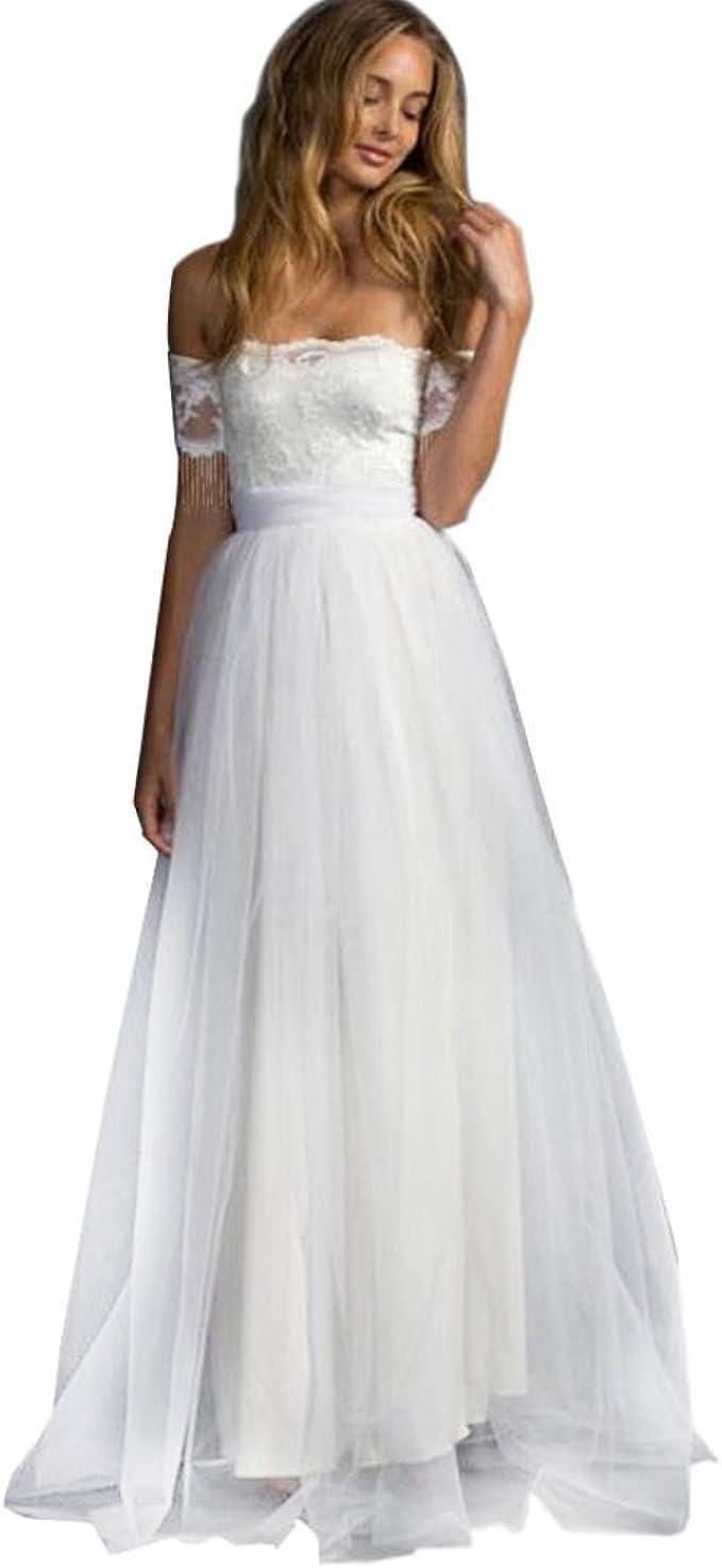 Longra Damen Brautjungfern Kleid Festliches Kleid Hochzeitsfeier