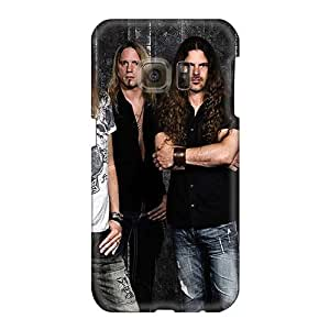 Samsung Galaxy S6 OKH13704fKso Unique Design High Resolution Avantasia Band Pictures Scratch Protection Hard Cell-phone Case -SherieHallborg