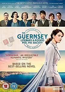 The Guernsey Literary And Potato Peel Pie Society [DVD] [2018]