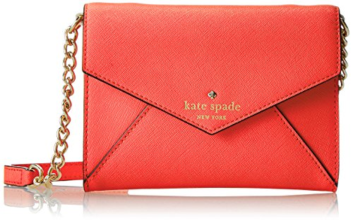kate spade new york Cedar Street Monday Cross Body Bag, Geranium, One Size by Kate Spade New York