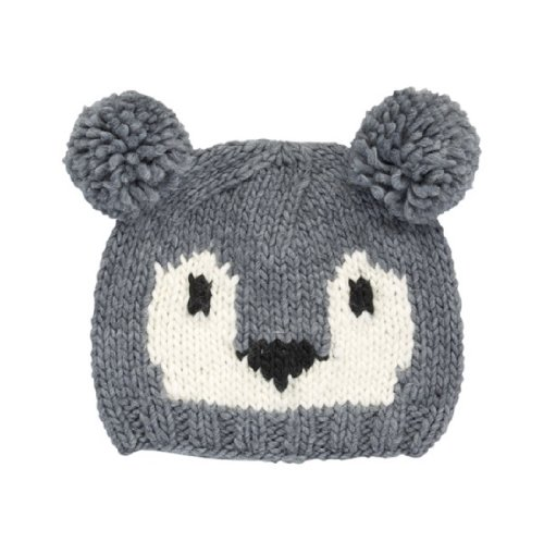 San Diego Hat Kids Animal KOALA Grey 5-7 yrs beanie costume winter hat (Costumes San Diego)