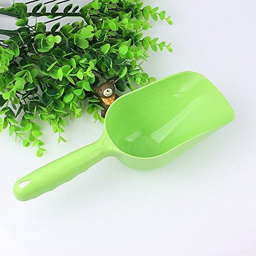 Buy hatortempt plastic construction pet food scoop