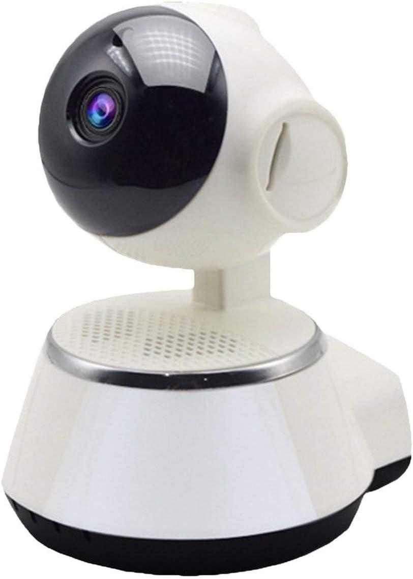 Ballylelly V380 HD Mini cámara IP Cámara inalámbrica inteligente WiFi Cámara de vigilancia de grabación de audio 720P Monitor de bebé Cámara de seguridad para el hogar