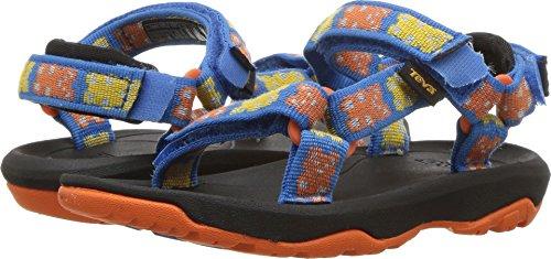 Teva Baby T Hurricane XLT 2 Sport Sandal, Gummy Blue, 6 M US
