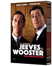 Jeeves & Wooster: The Complete Series