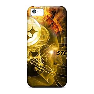 Iphone 5c Cases, Premium Protective Cases With Awesome Look - Pittsburgh Steelers