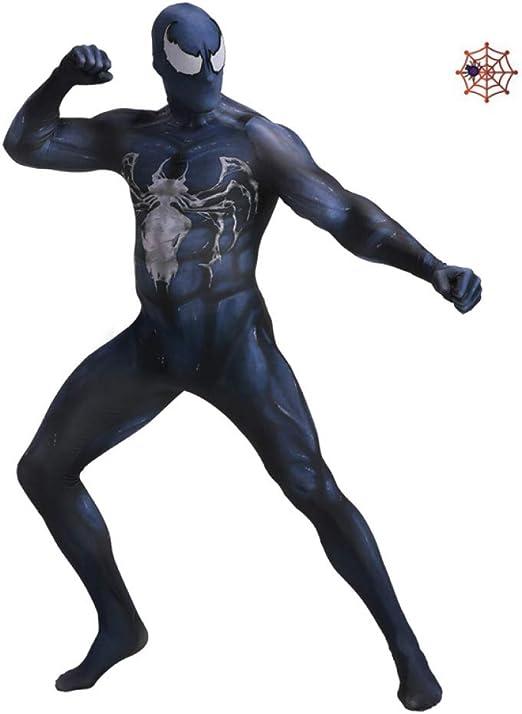 Disfraz De Spiderman Niños Vengadores Spiderman Venom Simbionte ...