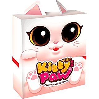 Renegade Game Studios Kitty Paw Board Game For 1 to 4 Players Aged 6 & Up