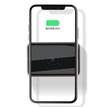 Amazon.com: WANQY - Cargador inalámbrico con pantalla LED y ...