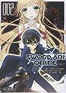 Sword Art Online : Aincrad, tome 2 par Kawahara