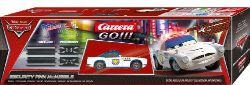 Carrera GO!!! Cars 2 Extension Car Set Sec. Finn McMissile