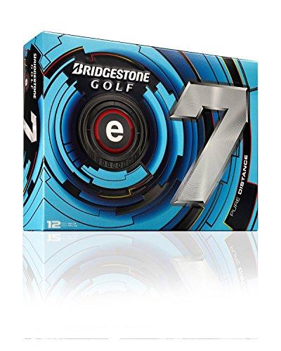 Bridgestone Golf 2013 e7 Golf Balls (Pack of 12), White