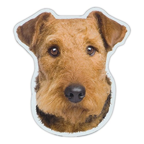 Refrigerator Magnet - Airedale Terrier Dog Breed - 4.5