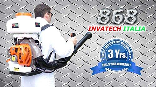 Invatech Italia New Model: 868 Mister Duster Mosquito Sprayer Mosquito Fogger Backpack Sprayer Cold Fogger by Invatech Italia (Image #3)