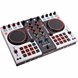 DJTECH DRAGONTWO Professional 4-Channel Digital DJ Controller and Mixer