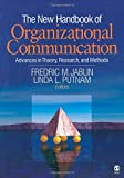 img - for The New Handbook of Organizational Communication: Advances in Theory, Research, and Methods book / textbook / text book