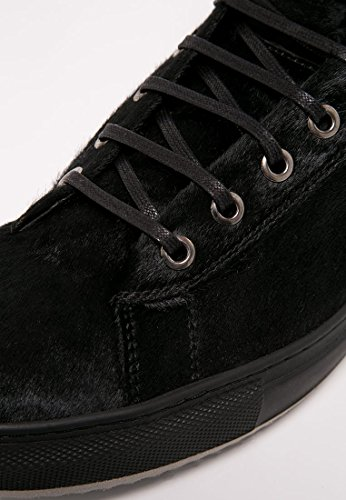 Karl Lagerfeld, Stivali uomo nero nero
