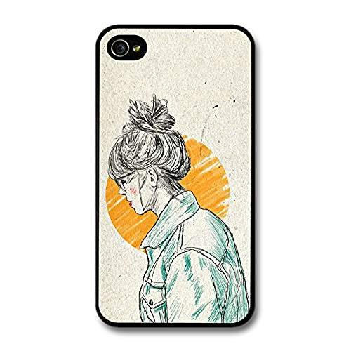 girl-with-a-bun-sketch-hair-color-original-art-illustration-case-for-iphone-6-6s
