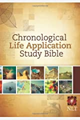 NLT Chronological Life Application Study Bible (Hardcover) Hardcover