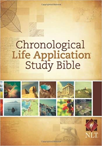 23e31baf6462 NLT Chronological Life Application Study Bible (Hardcover)  Tyndale   9781414339276  Amazon.com  Books