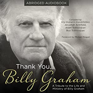 Thank You, Billy Graham Audiobook