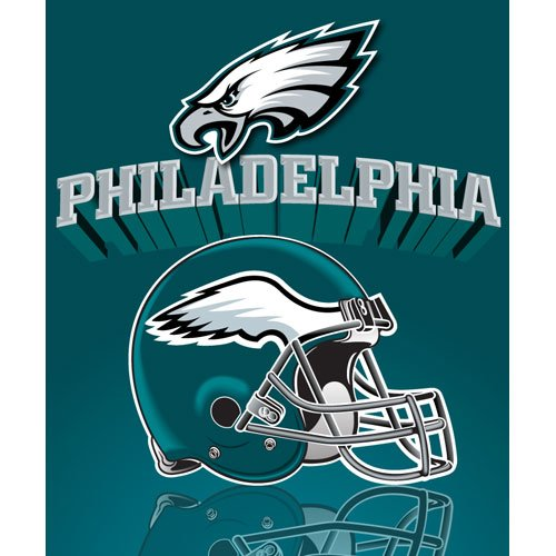 Philadelphia Eagles Fleece Throw