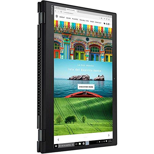 2018 Lenovo Flex 5 15 2-IN-1 Laptop: 15.6″ IPS Touchscreen Full HD (1920×1080), Intel Quad Core i7-8550U, 512GB SSD, 16GB DDR4, NVIDIA 940MX, Backlit Keys, Windows 10 – Black (Certified Refurbished)