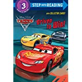 Driven To Win! (Disney/Pixar Cars 3) (Step Into Reading)                         (Paperback)