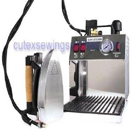 Amazon.com: Hi-Steam MVP-35B Commercial Mini Boiler with Steam Iron ...