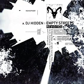 DJ Hidden - Empty Streets Revisited / Times Like These VIP